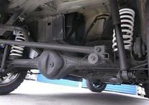 スズキ エブリイワゴン PZターボスペシャル リフトアップ ショートバンパーのサムネイル