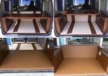 【売約済み】日産 NV100クリッパーバン デモカー 車中泊キャンピング仕様 サブバッテリー走行充電のサムネイル