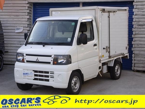 売却済【339】H.23(2011)年 三菱 ミニキャブトラック -5度 4WD ホワイト 走行180,891km