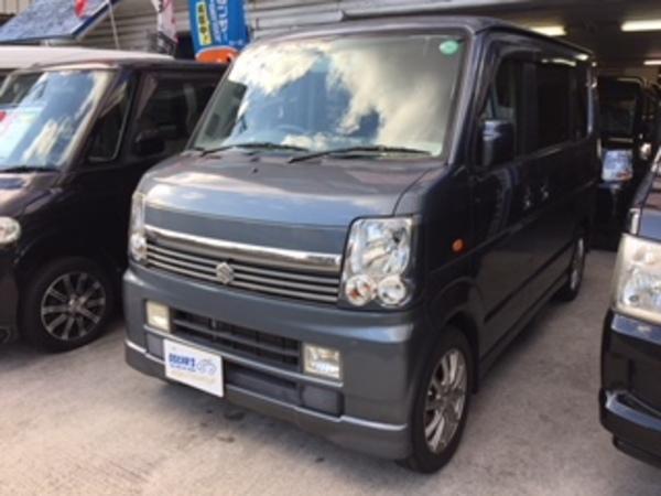注文車両入庫!神戸市Y様 エブリィ ジョインターボ 4WD レーダーブレーキ 新車ベース カスタムオーダー車