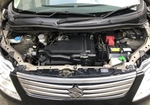 【売約済み】H.23(2011)年 スズキ ワゴンR リミテッド サイバーナビ ETC 社外テールランプ ブラック 走行46,672kmのサムネイル