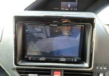 【売約済み】ノア 1.8ハイブリッドG 装備充実!パイオニア8インチナビ・フルセグTV・バックカメラ・両側パワースライドドア等のサムネイル
